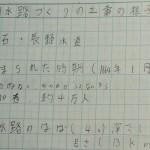 小学生のノートの取り方のコツと活用法