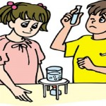 夏休みの自由研究!小学2年生に人気の高い1日でできる科学実験